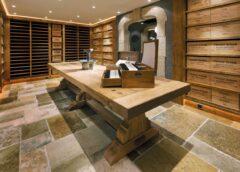Zbaeren wine cellar